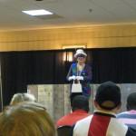 Opening Clown Show by Julie Varholdt