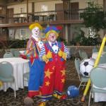 Clown Makeup Competition