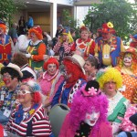 Clown Group Picture