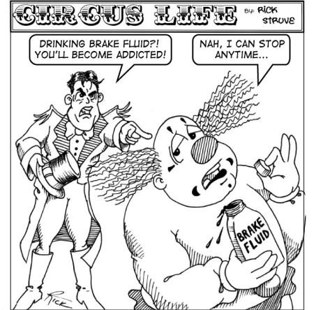 Circus Life by Rick Struve